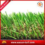 Césped artificial de la hierba para el jardín/el invierno/el verano con el certificado del SGS de la buena calidad