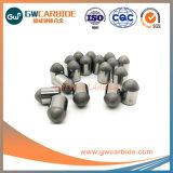 Los botones de carburo esférica de brocas para roca