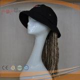 Tapón sintético de la mujer caída Ponytail Hat (PPG-L-01586)