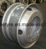 22,5 X9.00 погрузчик высокого качества стали бескамерные колесных дисков, погрузчик колесный обод, Rim