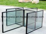 Glace creuse en verre isolée par 6+9A+6 isolante en verre