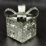 accessori dell'ornamento di natale del mestiere del metallo dell'argento dell'oro 3D