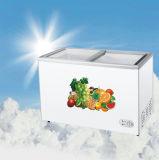 Compressore che raffredda il surgelatore del congelatore della cassa 100L