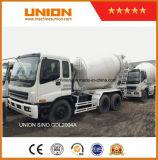 使用された具体的なトラックのミキサーのIsuzuの元の安い価格のミキサーのトラック