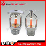 Сделано в латуни Китая/спринклере пожара реакции крома стандартном