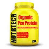 Orange Aroma-organisches Erbsen-Protein durch Hersteller Proteinpowder