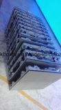 Afficheur LED P3 de location d'intérieur léger ultra coulé sous pression dans la température froide -50degree