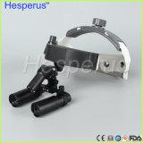 의학 갈릴레오 돋보기 6 X 돋보기 고강도 LED 가벼운 Hesperus를 위한 6.0X 치과 루페
