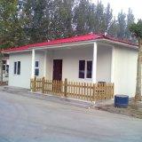 Het geprefabriceerd huis voor Familie of werkt