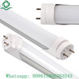 Indicatore luminoso del tubo di alta luminosità T8 LED