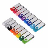 Swivel USB Flash Drive 16GB con el logotipo personalizado