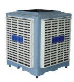 Refrigerador de aire evaporativo industrial de Myanmar con la carrocería plástica del refrigerador de Hightening
