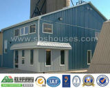Designed Green Material Steel Structure Prefabricated Storage Building