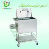 Ausrüstungs-Edelstahl-Krankenhaus-Arbeits-Tisch für Doktor Slv-D4025