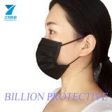 Quattro strati delle mascherine attivate protettive del carbonio