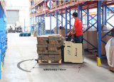 2t Vrachtwagen van de Pallet van de Vorkheftruck van de Capaciteit van de lading de Nieuwe Volledige Elektrische