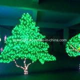 [لد] يشعل شجرة حديقة زخرفة يزيّن [كريستمس تر] أضواء