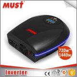 10A/20A充満ホームインバーター1200va/720W