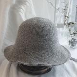 Madame Hat de cinq de couleurs laines de loisirs