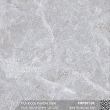 """フォーシャン中国完全なボディ大理石によって艶をかけられる床タイル(VRP8F110、800X800mm/32 """" x32 """")"""