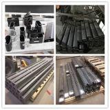 prix d'usine du CNC Feuille du tuyau de machine de découpe laser avec 3mm en aluminium