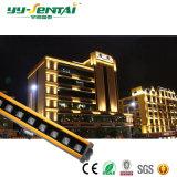 Indicatore luminoso impermeabile della rondella della parete di colore popolare LED di 36W RGB/Single