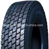 pneus radiais do caminhão do bloco de movimentação 295/80r22.5 e pneus de TBR