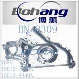 Manufatura profissional de Bonai da tampa do sincronismo de Nissan Yd25 da peça sobresselente do motor (15010-EB70A/15010-EB30A)