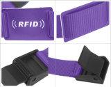 N005 13.56MHz F08 NylonWristband/billig RFID Chip gesponnener Wristband für Aktivitäten