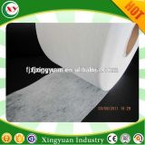 Polyester Spunbond Spunlace nichtgewebtes Gewebe für nasse Wischer