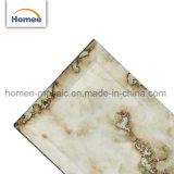Nuevo diseño del Metro de ladrillo marrón antiguo Mosaico de vidrio espejo Backsplash de cocina