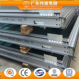 Alluminio di Weiye/alluminio/pareti divisorie d'isolamento termiche di Aluminio con il blocco per grafici visibile