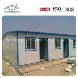 Rápida instalación y decoración prefabricados trabajador casa/ Alojamiento/ dormitorio