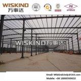 Construção de aço de Wiskind para a fábrica e a construção de Buillding