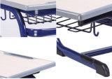 Estudiante de mobiliario de Aula doble mesa y silla