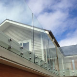 Дешевое Frameless стеклянное прокладывая рельсы /Balustrade