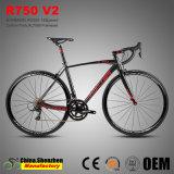 bici di corsa di strada di 700c Shimano 18speed con il blocco per grafici di alluminio