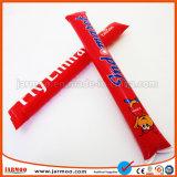 Impressão personalizada PE Vitoriem insufláveis Thunder Stick