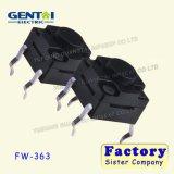 Impermeabilizar el interruptor táctil de 6*6m m con el tipo de la INMERSIÓN