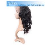 Бразильский человеческого волоса оперативность доставки кружева парики большое 360 кружева Wig во фронтальной плоскости