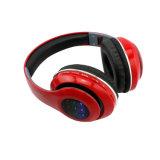 De draagbare van het Micro- van de Hoofdtelefoon Bluetooth Hoofdtelefoons van de FM van de Gloed Product van het Cijfer Radio Draadloze