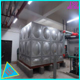 De drinkbare Tank van de Opslag van het Hete Water van het Roestvrij staal