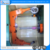 Máquina de torção da fabricação de cabos do fio de cobre de Contilever da elevada precisão única