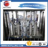 Máquina de rellenar automática del petróleo de girasol y máquina del lacre