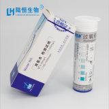 La prueba de vida de estante de 18 meses de papel para el peróxido de hidrógeno lh1001