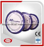 HDPE het Zelfklevende Waterdichte Membraan van het Bitumen met Uitstekende kwaliteit