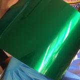 Échantillon gratuit de bonbons Revêtement en poudre verte pour le métal