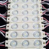 Il chip 0.72W 3LEDs di Epistar impermeabilizza SMD2835 il singolo modulo di colore LED con il dissipatore di calore eccellente per i segni/Lightbox del LED