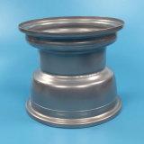 '' оправа колеса тележки гольфа цвета PCD 101.6mm автозапчастей 8X7 серебряная стальная