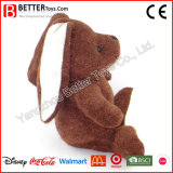 Brinquedo macio do coelho encantador do luxuoso do coelho do animal enchido do afago para miúdos